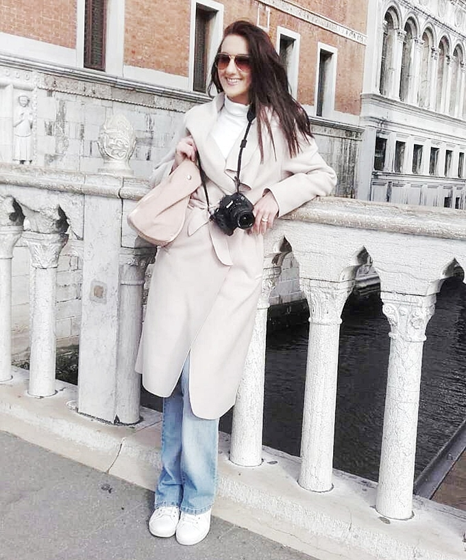 Jelena Zivanovic Instagram @lelazivanovic.Venice travel photos.