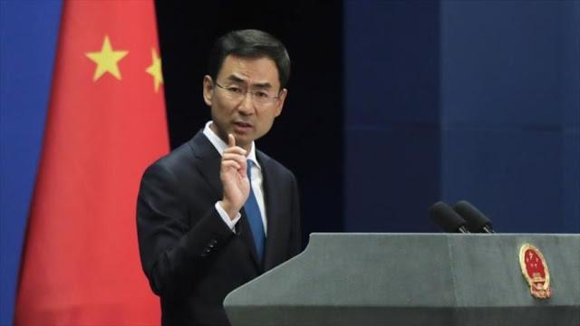 China a EEUU: Nuevo plan para Taiwán amenaza estabilidad de isla