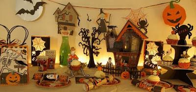 Manualidades para tu fiesta Halloween