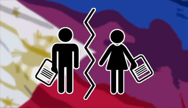 House Panel to Legalize Divorce in Philippines