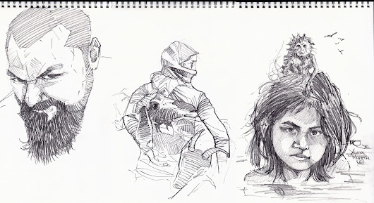15-45 min sketches