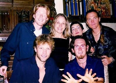 Ted Bruner,The Go Go's,Timothy B Schmidt,Jon Bon Jovi,Miles Copeland
