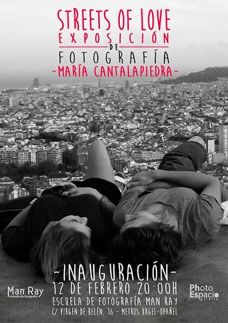 """""""Streets of love"""", exposición fotográfica María Cantalapiedra"""