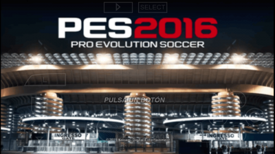 Download PES2016 PPSSPP PSP ISO Patch Ascend De Gea