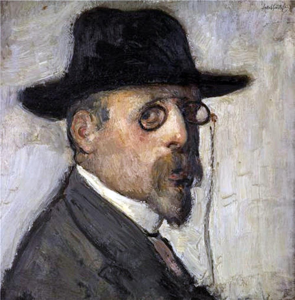Jakob Smits, Self Portrait, Portraits of Painters, Fine arts, Painter Jakob Smits