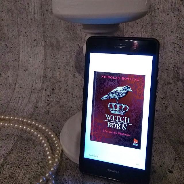 [Books] Nicholas Bowling - Witchborn - Königin der Düsternis