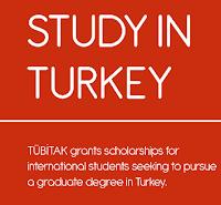 TÜBİTAK Graduate Scholarship Programme for Foreign Students