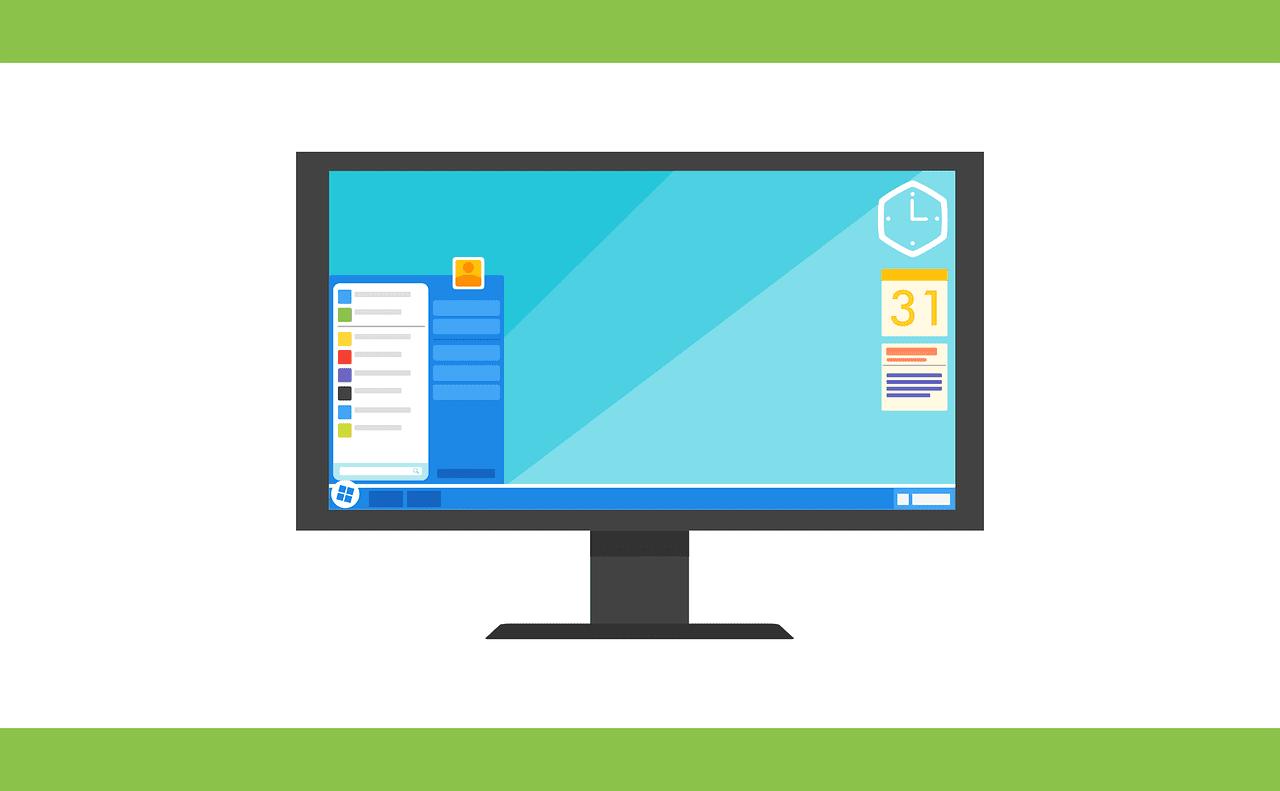 memasang game / software Windows