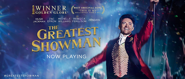 The Greatest Showman 2017 480p HD-TS English x264