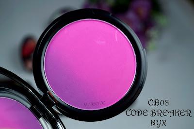 ombre blush code breaker