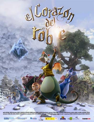 Ver El corazón del roble (2012) Online
