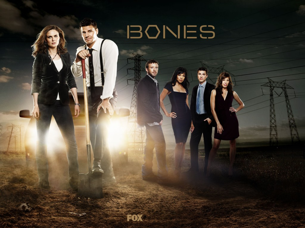 Bones Season 6 Episode 17 - The Feet on the Beach ~ NEWS ALERT