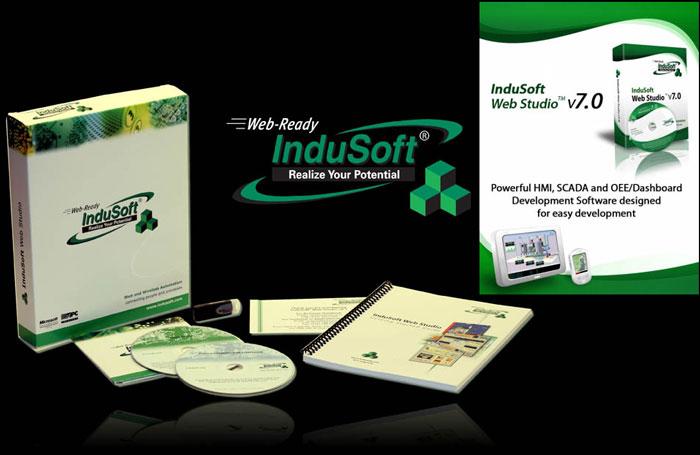 HMI Scada Software moscads
