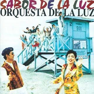 SABOR DE LA LUZ - ORQUESTA DE LA LUZ (1995)