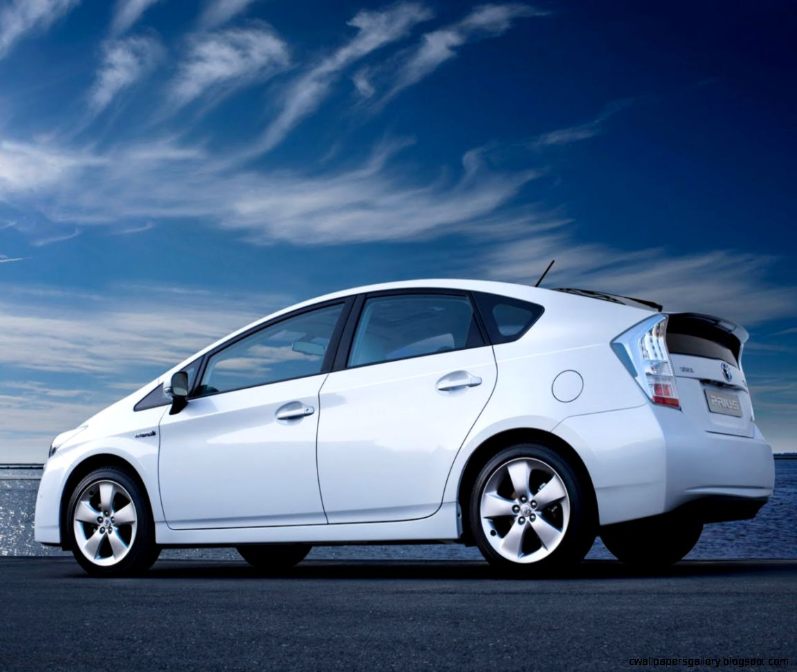 Prius 2015 White Wallpapers Gallery