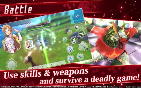 Sword Art Online: Integral Factor Mod Apk Download