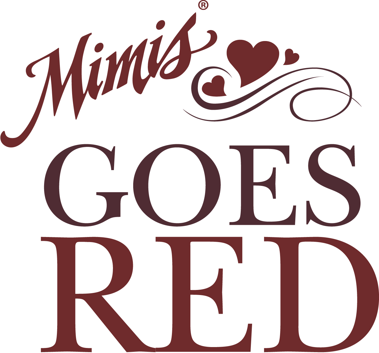 Go Red At Mimi S Cafe