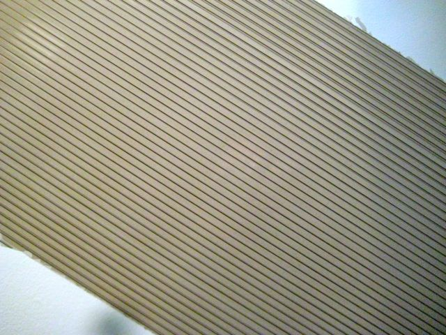 Corrugated Plastic Board At Lowe S : Squares of ontario corrugated plastic roof panels as a