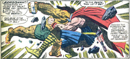 Thor 137 Kirby Vince Colletta