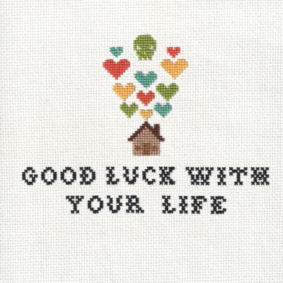 Spose - Good Luck With Your Life - Album Download, Itunes Cover, Official Cover, Album CD Cover Art, Tracklist
