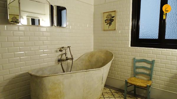 Baño mujeres en Fina Catalina Madrid