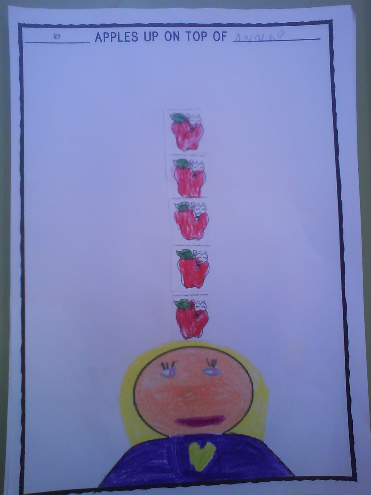 The Teaching Express An Apple Investigation And 10 Apples Up On Top By Dr Seuss