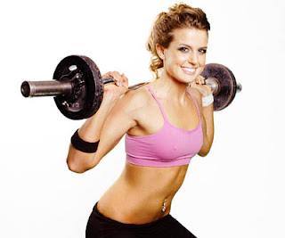 Ejercicios con pesas para mujeres, Ejercitarse para adelgazar, Pesas para mujeres, Adelgaza levantando pesas, Las mujeres deben levantar pesas