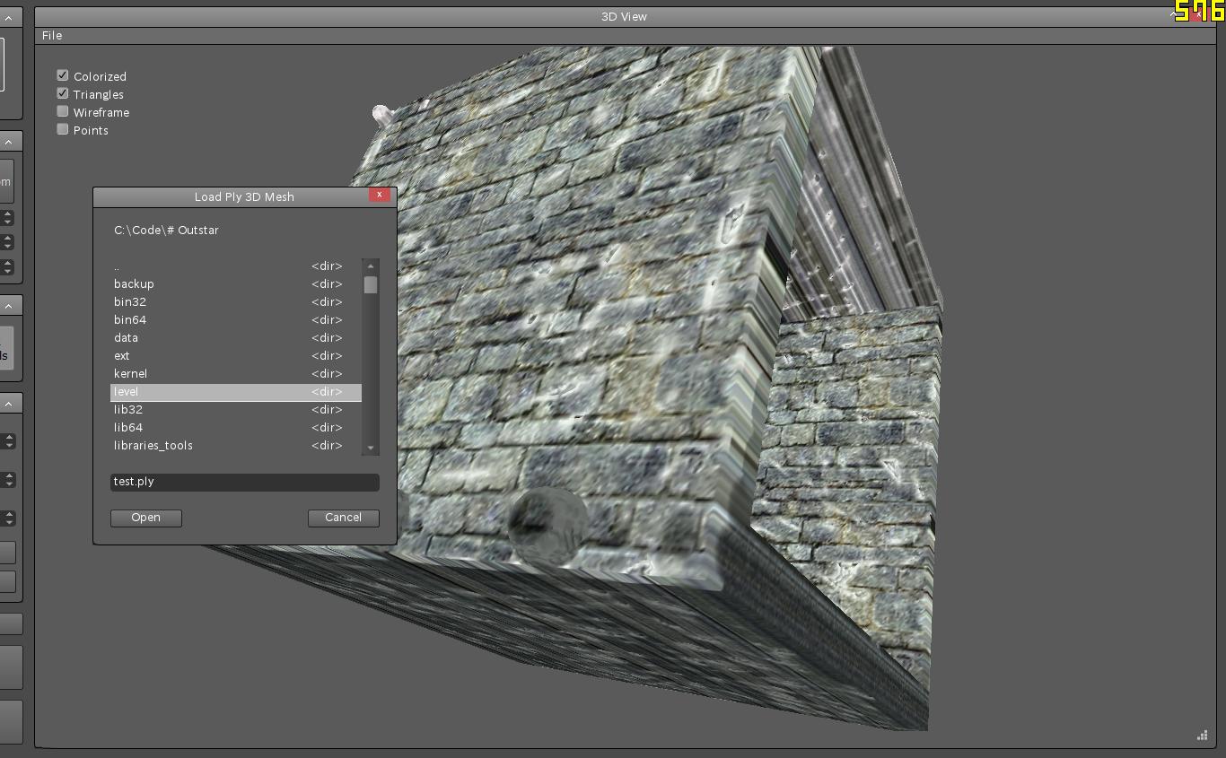 Voxel Game Engine Development: OpenGL Game GUI / Widgets