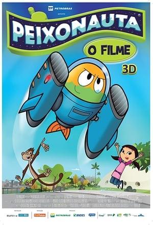 Poster Peixonauta - O Filme 2018