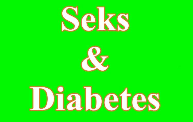 pengaruh diabetes pada lkuat seks pria
