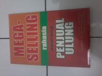 Buku Mega Selling Rahasia Penjual Ulung