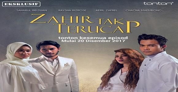 Zahir Tak Terucap (2017)