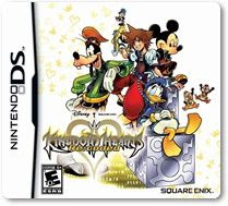 Kingdom Hearts Re:coded, NDS, Español, Mega, Mediafire