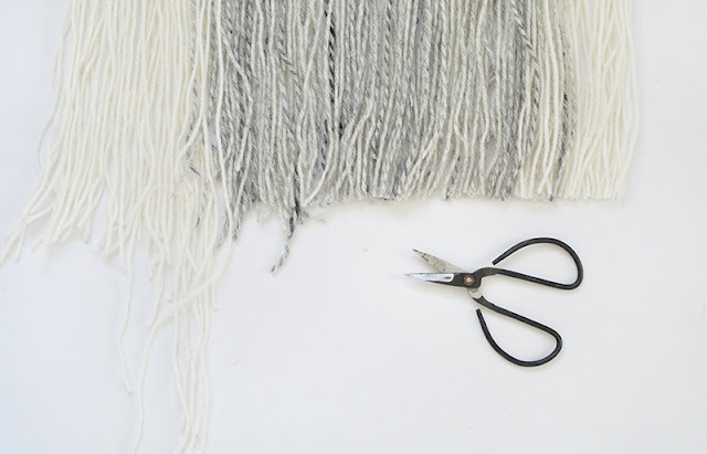 Cómo hacer un bonito tapiz para decorar tu pared