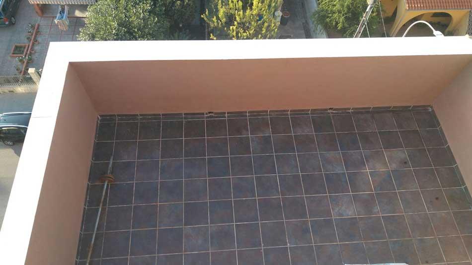 duplex en venta calle illes balears burriana terraza1