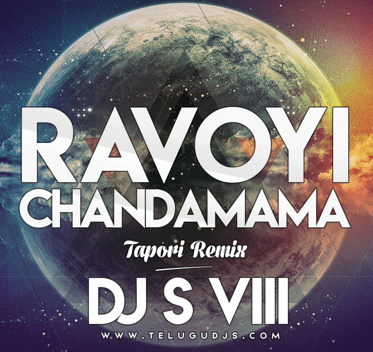 Ravoyi Chandamama remix dj sai naresh dj s viii