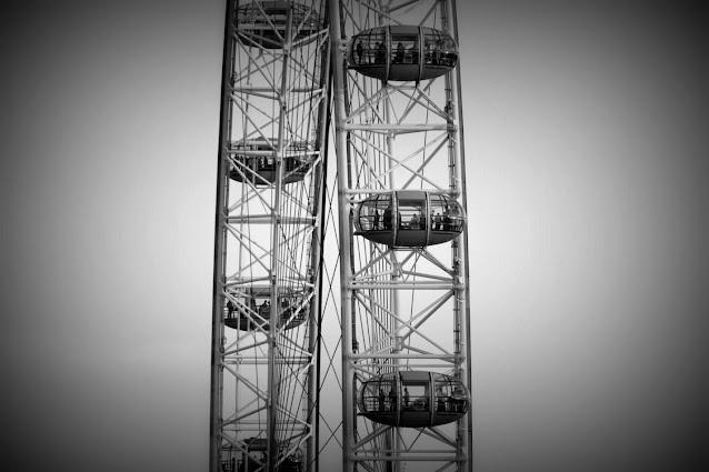 London Eye-Londra