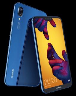 Huawei P20 Lite color azul