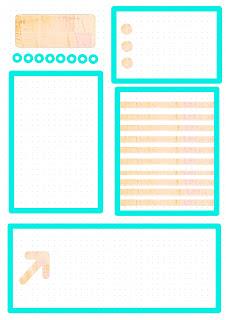 planificador imprimible gratis