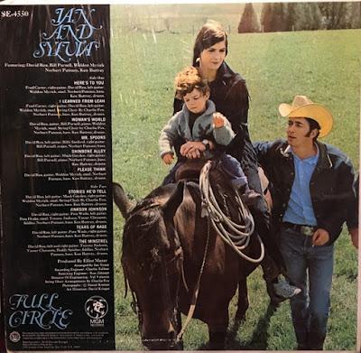 Ian & Sylvia - Full Circle (1968 Canada)