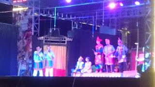 Tanah Bumbu Juara Festival Mamanda di Ajang Aruh Sastra Kalsel ke XV Kotabaru