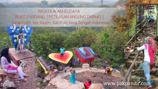 Wisata Alam Budaya Mendaki Bukit Padang Kolilo Tempat Wisata Terbaik Wisata Di Pati Jawa Tengah Indonesia.jpg
