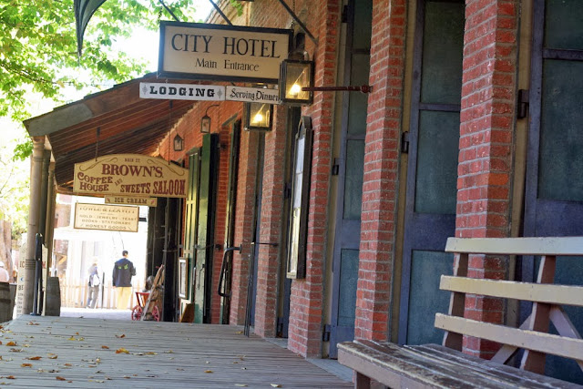 columbia state historic park hotel