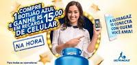 Promoção Ultragaz 15 reais Recarga Celular promocaoultragaz.com.br