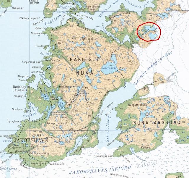 Ilulissat - Jakobshavn