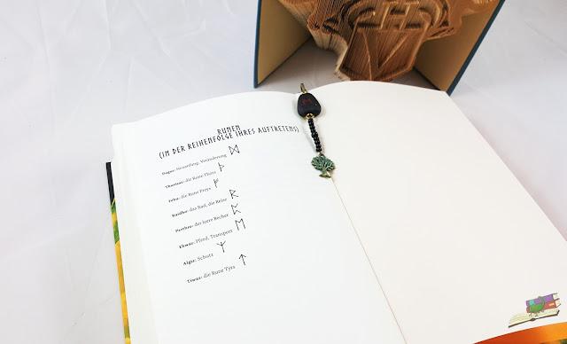 Magnus Chase Schwert des Sommers Rick Riordan Rune