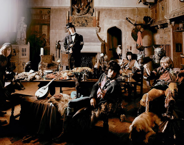 Rolling Stones, Beggars Banquet session