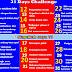 31 Days Challenge : Gambar 3 tahun lalu dan kini