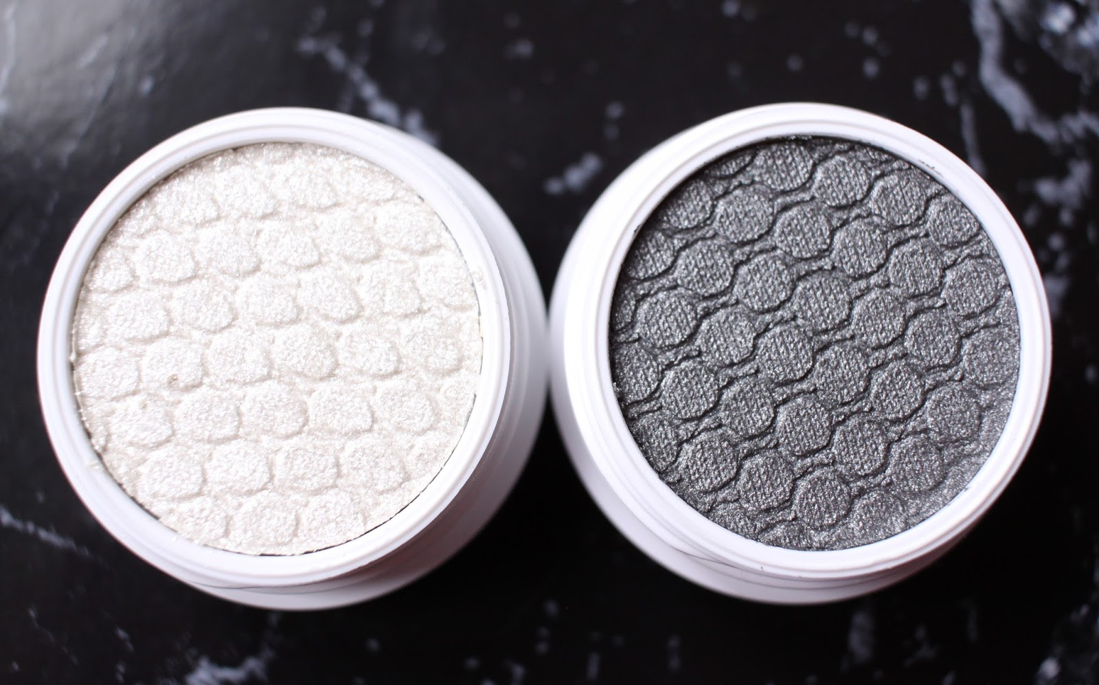 kittyramblesalot hello kitty wedding ring Both of these super shock shadow shades are no longer available and were part of their really fun Hello Kitty collaboration The white shade is Rainbow
