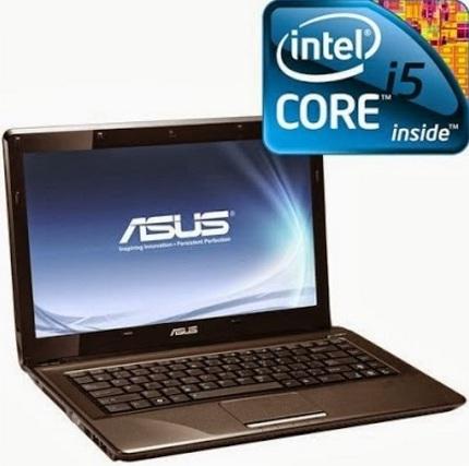 List Harga Laptop Asus Core i5 Tahun 2017 Lengkap Dengan Spesifikasi